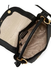 Foley + Corinna Violetta Faux-Leather Saddle Bag