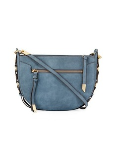 Foley + Corinna Wildheart Faux-Leather Crossbody Hobo Bag