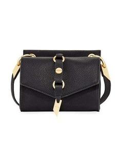 Foley + Corinna Wildheart Mini Faux-Leather Crossbody Bag