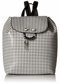Foley + Corinna Women's Pipa Backpack gingham