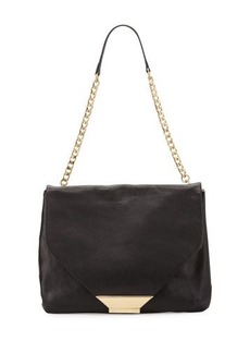 Foley + Corinna Ziggy Leather Shoulder Bag