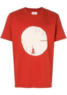 Folk Clothing circle-print crew neck T-shirt
