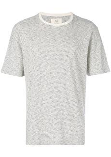 Folk Clothing fine stripe T-shirt
