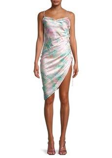 For Love & Lemons Call Me Mini Dress