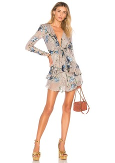 Cleo Floral Party Dress