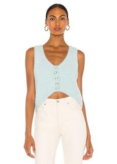 For Love & Lemons Anastasia Sweater Vest