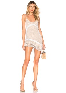 For Love & Lemons Bright Lights Mini Dress