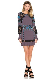 For Love & Lemons Cecelia Mini Dress