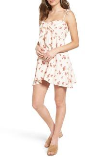 For Love & Lemons Cherry Minidress