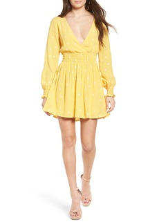 For Love & Lemons Chiquita Minidress