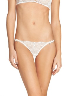 For Love & Lemons Daffodil Lace Panties