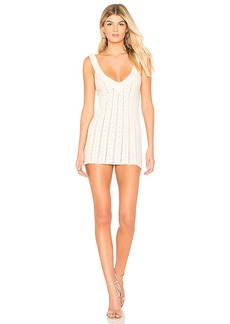 For Love & Lemons Daiquiri Tank Dress