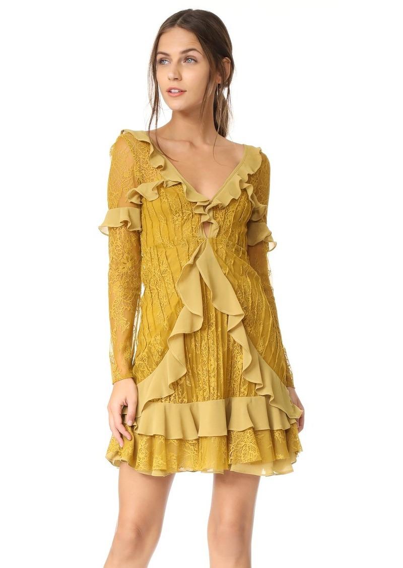 11b061fafb For Love   Lemons For Love   Lemons Daphne Lace Mini Dress