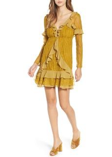 For Love & Lemons Daphne Lace Minidress