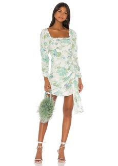 For Love & Lemons Eileen Mini Dress