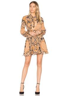 For Love & Lemons Elodi Mini Dress