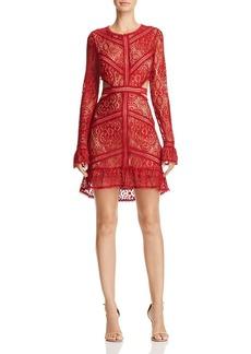 For Love & Lemons Emerie Lace Dress - 100% Exclusive