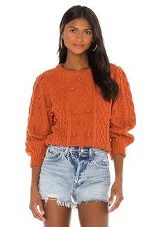 For Love & Lemons Florentina Sweater