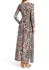 For Love & Lemons 'Gracie' Floral Print Maxi Dress