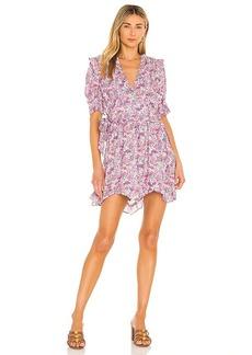 For Love & Lemons Katarina Mini Dress