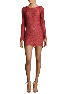 For Love & Lemons Lovebird Mini Dress