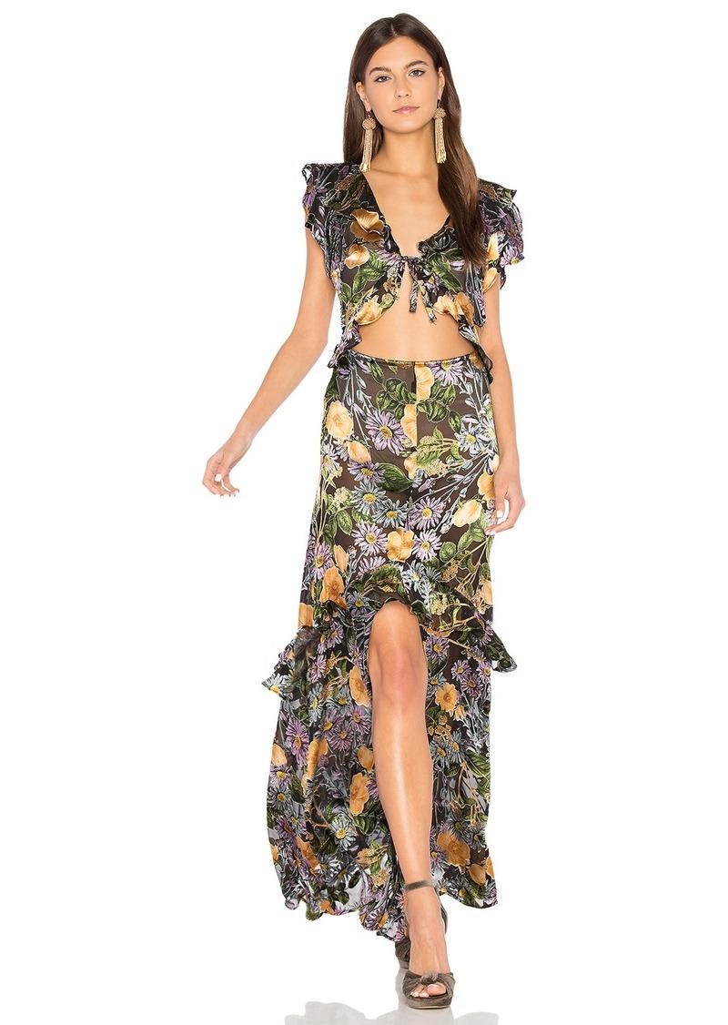 b22f697e9e For Love   Lemons Luciana Maxi Dress Now  177.00
