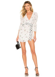 For Love & Lemons Mable Mini Dress