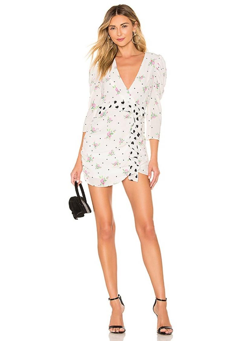 For Love & Lemons Mable Mini Dress