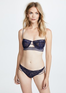 For Love & Lemons Mia Lace Underwire Bra