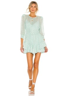 For Love & Lemons Mindy Mini Dress