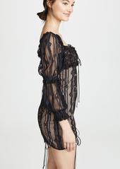 1cdaa6a57fe7 For Love & Lemons For Love & Lemons Monroe Mini Dress   Dresses