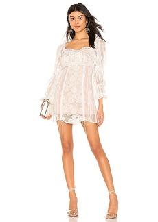For Love & Lemons Monroe Mini Dress