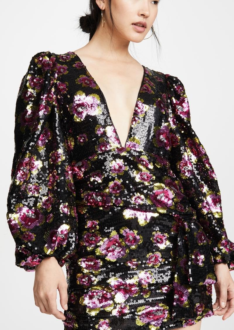 For Love & Lemons Morrison Mini Dress