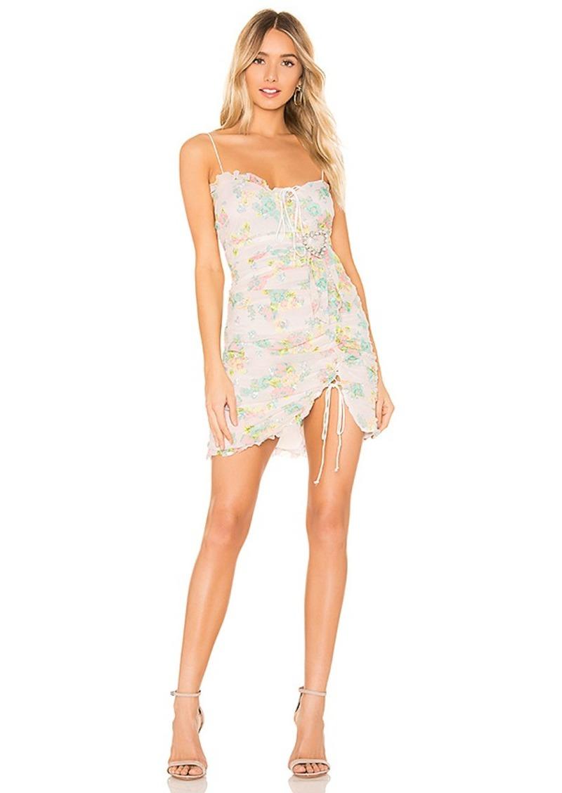 2a557523a381 For Love & Lemons For Love & Lemons Serafine Mini Dress   Dresses