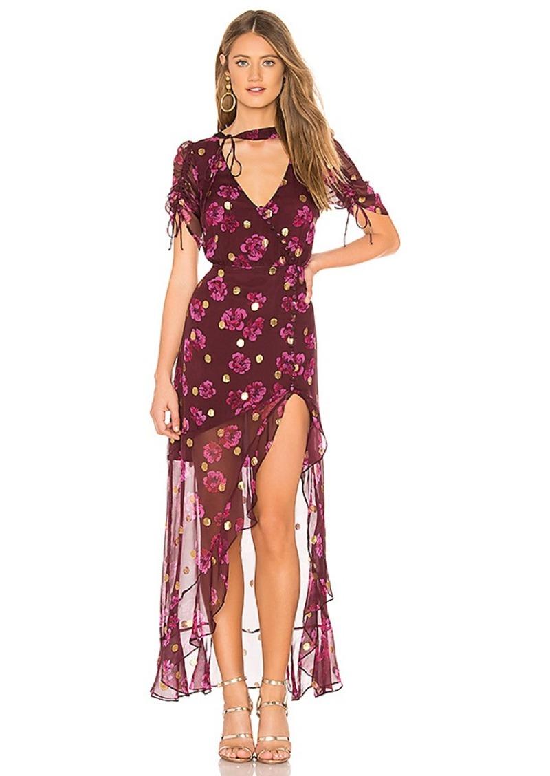 0509fc5389 On Sale today! For Love   Lemons For Love   Lemons Stella Maxi Dress