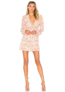 For Love & Lemons Sweet Disposition Swing Dress