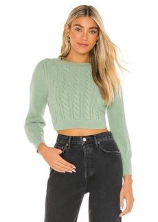 For Love & Lemons Sydney Sweater