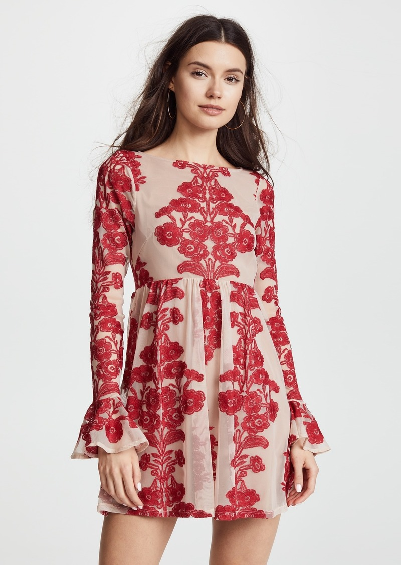 4c2594387b For Love   Lemons For Love   Lemons Temecula Mini Dress