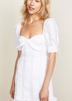 For Love & Lemons Virginia Mini Dress