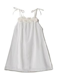 For Love & Lemons Willa Jean Tank Dress in White. - size 3T (also in 4T,6)