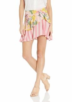 For Love & Lemons Women's Antigua Skirt