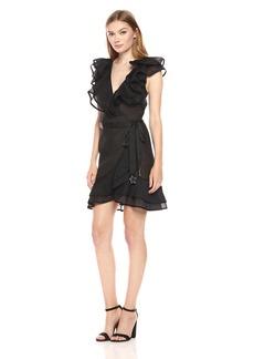 For Love & Lemons Women's Bowie Star Organza Dress  S