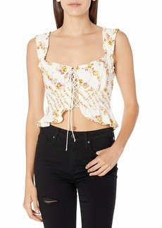 For Love & Lemons Women's Crop top  Extra Small