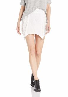 For Love & Lemons Women's Davenport Mini Skirt