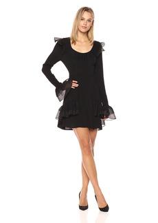 For Love & Lemons Women's Evie Mini Dress  XS