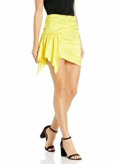 For Love & Lemons Women's Fiji Mini Skirt