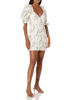 For Love & Lemons Women's Fit and Flare  Extra Small