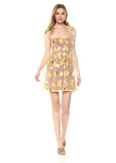 For Love & Lemons Women's Fruitpunch Sequin Mini Dress  L