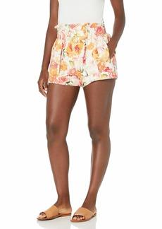 For Love & Lemons Women's Linen Shorts  Extra Small