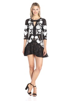 For Love & Lemons Women's Mallorca Embroidery Dress  S